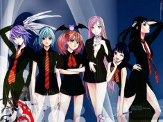 much better!! – Rosario Vampire Wallpaper (18782397) – Fanpop
