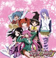 Rosario Vampire: Brightest Darkness by mmidori31 on DeviantArt