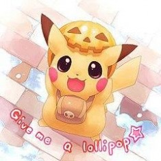 Aww Pika Chu is so Kawaii