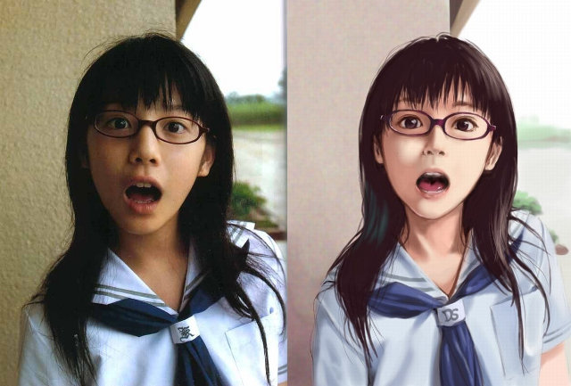 Anime VS Reality #2