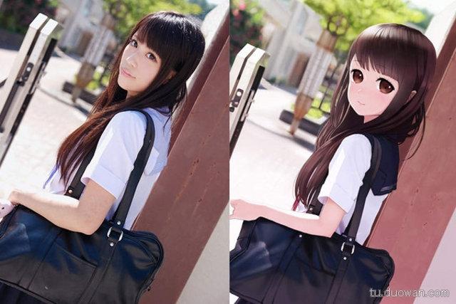 Anime VS Reality #3