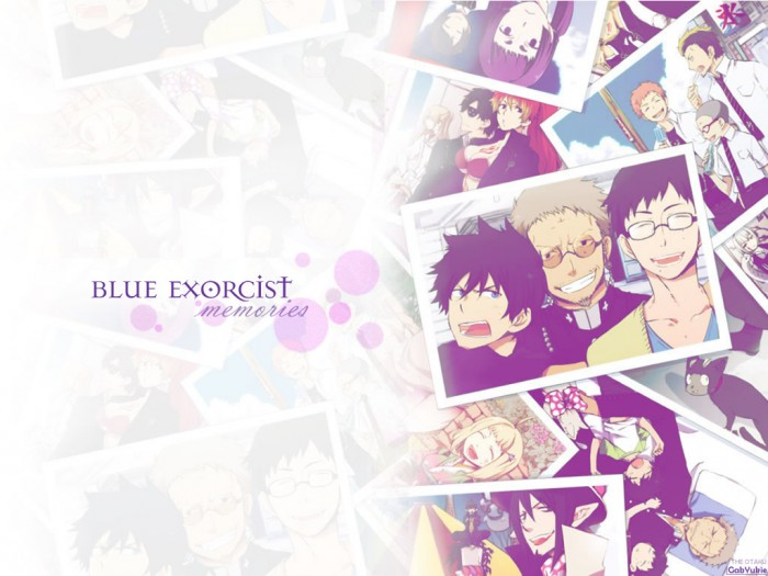 Blue Exorcist <3