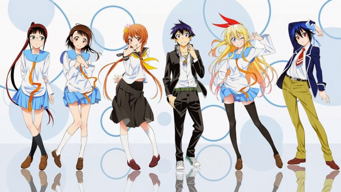 Nisekoi – HD Wallpaper #1