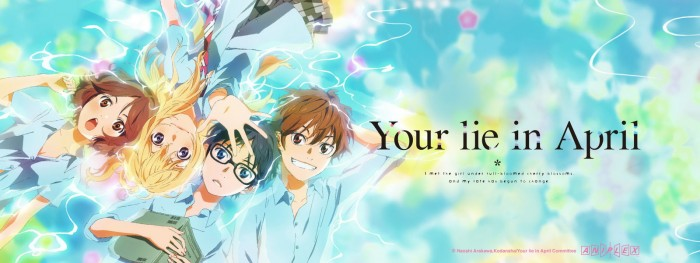 Your Lie In April