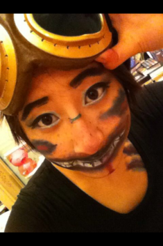 Cheshire Cat Cosplay