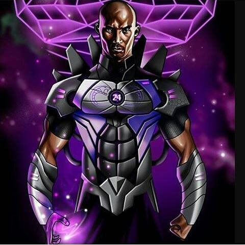 The Black Mamba King