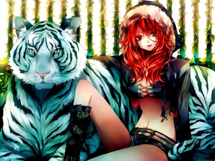 *puts Shela (my tiger) as I look up at you* What were you saying *smiles*