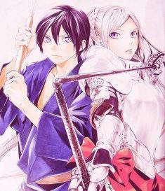 Bishamon and Yato