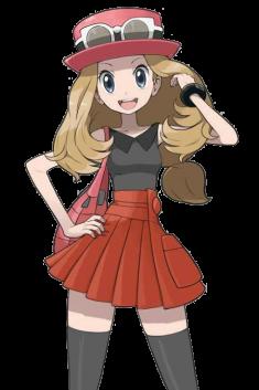 (Cute) Serena