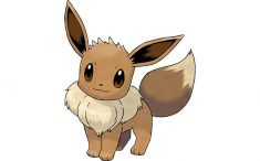 Eevee is so cute