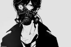 This is cool the Gas Mask is like a steampunk looking Gas Mask