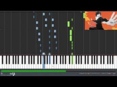 Noragami Aragoto Opening – Kyouran Hey Kids!! (Synthesia) – YouTube
