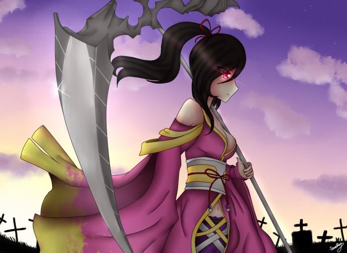 Noragami Original Character.