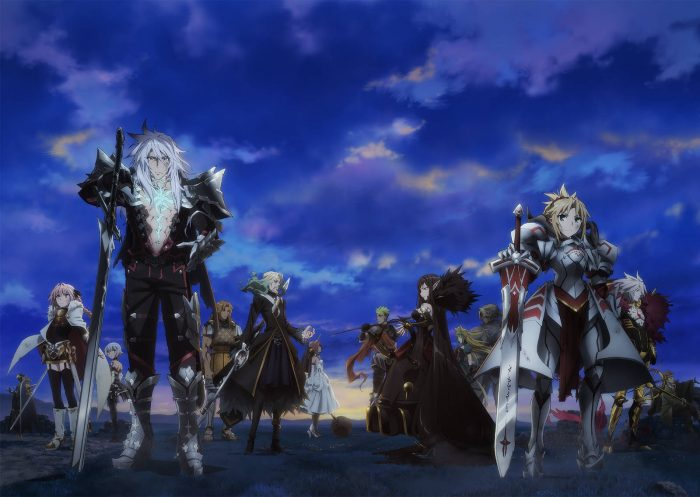 Fate/Apocrypha – Black Faction and Red Faction