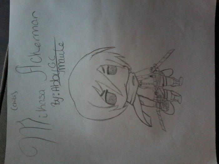 Mikasa Ackerman: Attack on Titan