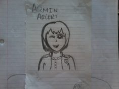 Armin Arlert: Attack on Titan