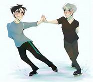 Yuri and Victor