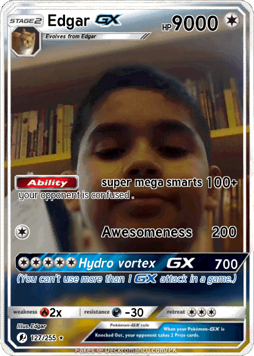 my gx card
