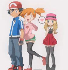 Ash x Misty