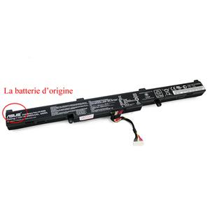 Batterie pour Asus GL552VX 48Wh 15V