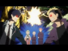 A lot of funny moments in Ao no Exorcist – YouTube
