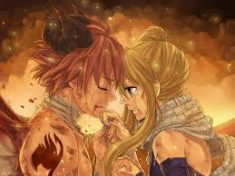 MEANT TO BE TOGETHER NALU FOR FUCKING LIFE
