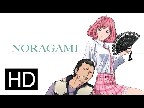 Noragami – Official Trailer – YouTube