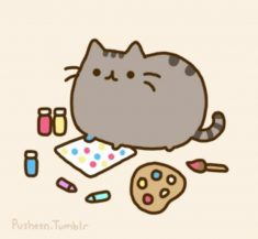 Happy Pusheen Day!