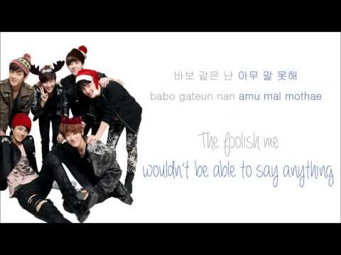 EXO-K – 첫 눈 (First Snow) (Color Coded Hangul/Rom/Eng Lyrics) – YouTube