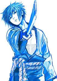 BLUE HOTNESSS