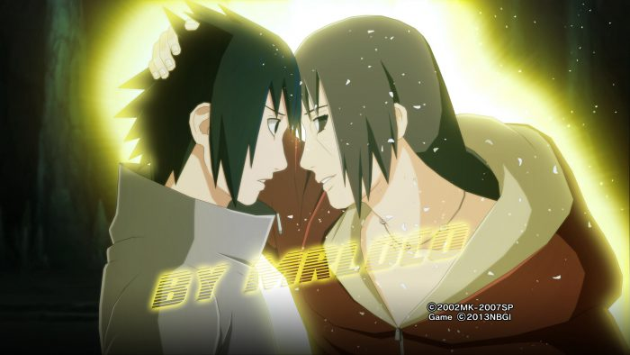sasuke and itashe