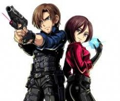 resdent evil ….