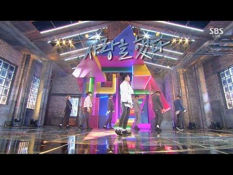 iKON – '사랑을 했다 (LOVE SCENARIO)' 0128 SBS Inkigayo – YouTube