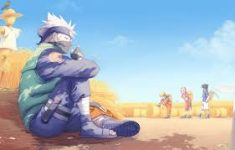 kakashi and all of them