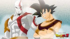 ,,,,,god of war and dragon ball z