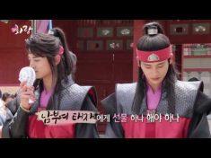 KBS 월화드라마 화랑 12차 메이킹 – YouTube