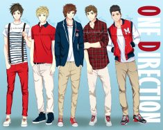 ONE DIRECTION …