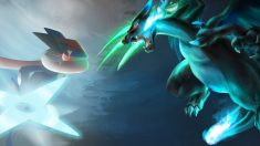 Mega Evolve batle