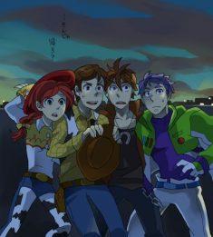 toy anime