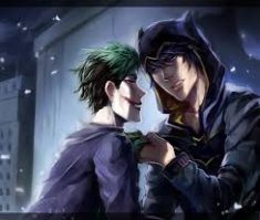 the joker y bat man