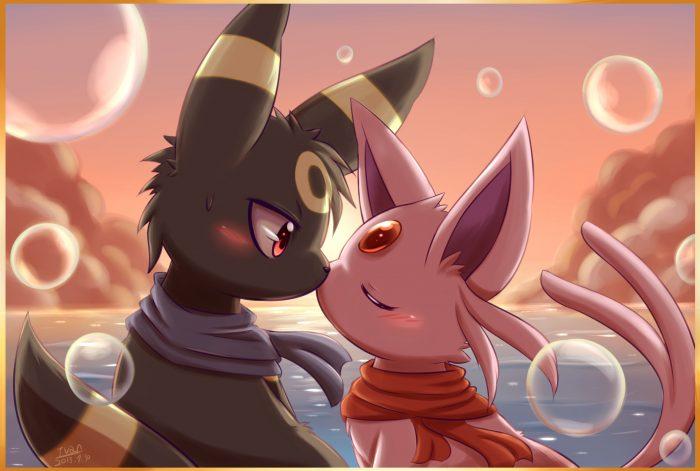 love in pokemon