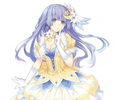 This is DIVA From The Anime Date a Live GO Watch it is Nice