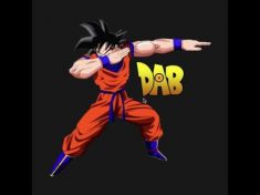 When you bet someone in a battle you dab