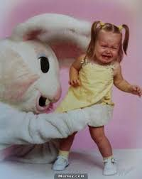 Somebody hates easter