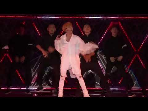 HOSHI SEVENTEEN – Hurricane Solo at Diamond Edge Concert – YouTube