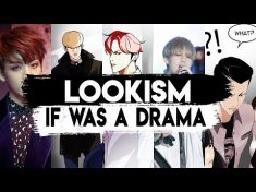 (외모지상주의) LOOKISM – IDOLS AS WEBTOON CHARACTERS – YouTube