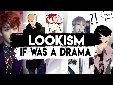 (외모지상주의) LOOKISM – IDOLS AS WEBTOON CHARACTERS – YouTube