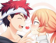 soma-kun and erinachi