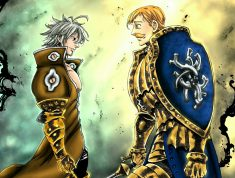 Youtube.com (Nanatsu No Taizai) 2nd Season watch Escanor and Meliodas Full Fight