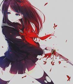 Anime w/ sword